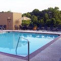 Swimming pool at Embassy Suites Atlanta Buckhead