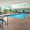 Swimming pool at Embassy Suites Chicago Lombard Oak Brook
