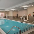 Swimming pool at Embassy Suites Chicago Naperville