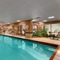 Swimming pool at Embassy Suites Chicago North Shore / Deerfield