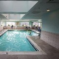 Swimming pool at Embassy Suites Cincinnati Rivercenter