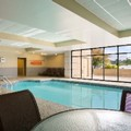 Swimming pool at Embassy Suites Cleveland Beachwood