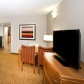 Swimming pool at Embassy Suites Detroit Livonia / Novi