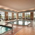 Swimming pool at Embassy Suites East Peoria