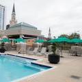 Swimming pool at Embassy Suites Orlando Downtown