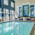 Swimming pool at Embassy Suites San Diego Bay Downtown