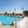 Swimming pool at Embassy Suites San Marcos Hotel Spa & Conference C