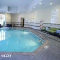 Swimming pool at Embassy Suites Savannah Airport