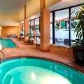 Swimming pool at Embassy Suites Schaumburg