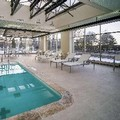 Swimming pool at Embassy Suites Troy