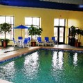 Swimming pool at Embassy Suites by Hilton Minneapolis North