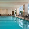 Swimming pool at Embassy Suites by Hilton San Francisco Airport