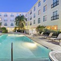 Swimming pool at Embassy Suites by Hilton Valencia Downtown