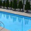 Swimming pool at Emerald Crown Hotel