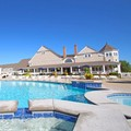 Swimming pool at Execustay at Nantucket