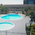 Swimming pool at Executive Inn & Suites