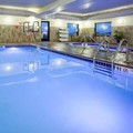 Swimming pool at Expressway Suites of Grand Forks