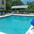 Swimming pool at Extended Stay America