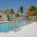 Swimming pool at Extended Stay America Plantation