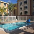 Swimming pool at Extended Stay America Union City Dyer St.