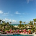 Swimming pool at Faena Hotel Miami Beach
