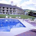 Swimming pool at Fairbanks Inn