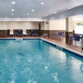 Swimming pool at Fairfield Inn