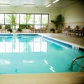 Swimming pool at Fairfield Inn Cincinnati North