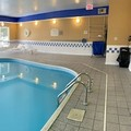 Swimming pool at Fairfield Inn Fairborn