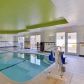Swimming pool at Fairfield Inn Kingsland