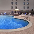Swimming pool at Fairfield Inn Manchester Boston Regional Airport