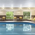 Swimming pool at Fairfield Inn Racine