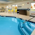 Swimming pool at Fairfield Inn & Suites