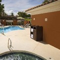 Swimming pool at Fairfield Inn & Suites Albuquerque Airport