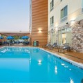 Swimming pool at Fairfield Inn & Suites Alexandria