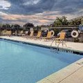 Swimming pool at Fairfield Inn & Suites Anniston Oxford
