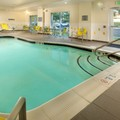 Swimming pool at Fairfield Inn & Suites Arundel Mills BWI Airport