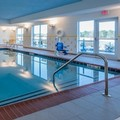 Swimming pool at Fairfield Inn & Suites Atmore