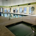 Swimming pool at Fairfield Inn & Suites Aurora / Parker
