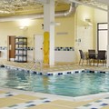 Swimming pool at Fairfield Inn & Suites Beachwood