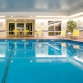 Swimming pool at Fairfield Inn & Suites / Boston Milford