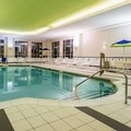 Swimming pool at Fairfield Inn & Suites Buffalo Airport