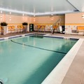 Swimming pool at Fairfield Inn & Suites Cape Cod Hyannis