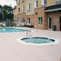 Swimming pool at Fairfield Inn & Suites Charleston North / Universi