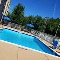 Swimming pool at Fairfield Inn & Suites Christiansburg Va
