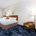 Swimming pool at Fairfield Inn & Suites Clearwater