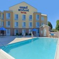 Swimming pool at Fairfield Inn & Suites College Inn