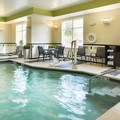 Swimming pool at Fairfield Inn & Suites Columbus Polaris