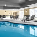 Swimming pool at Fairfield Inn & Suites Columbus / West