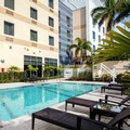 Swimming pool at Fairfield Inn & Suites Delray Beach